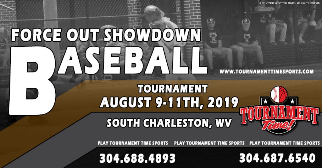 Youth Baseball Tournaments - Tournament Time Sports