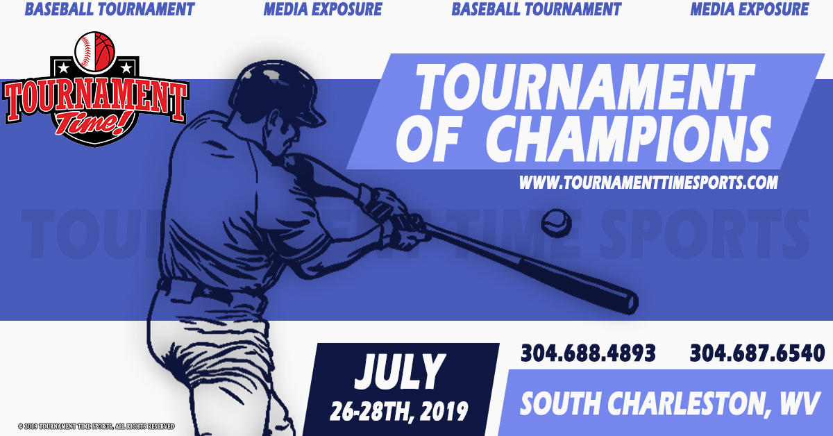 4th Annual Tournament of Champions - Tournament Time Sports